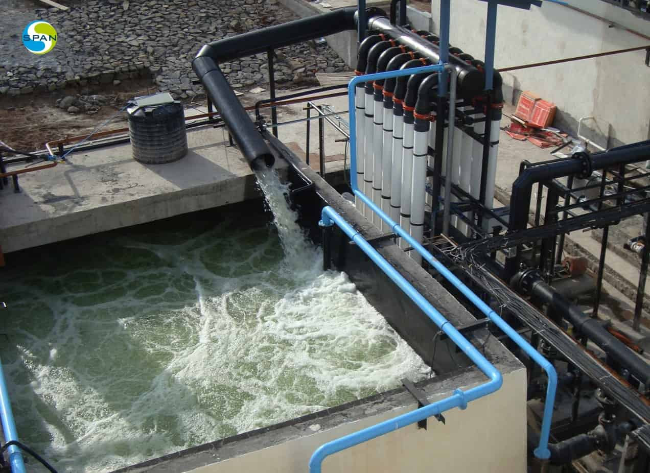 The next-gen Membrane Bio-Reactor system is the latest and the greatest in sewage treatment industry. The Span MBR plants are highly modular that make them completely future proof.