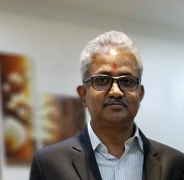 Mr. Nandkishor Gaidhani, founder director of the Span Group.